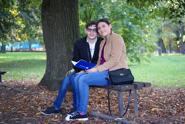 Filip Čizmadija, 20-godišnjak kojega bolest ne sprječava da ostvaruje svoje snove