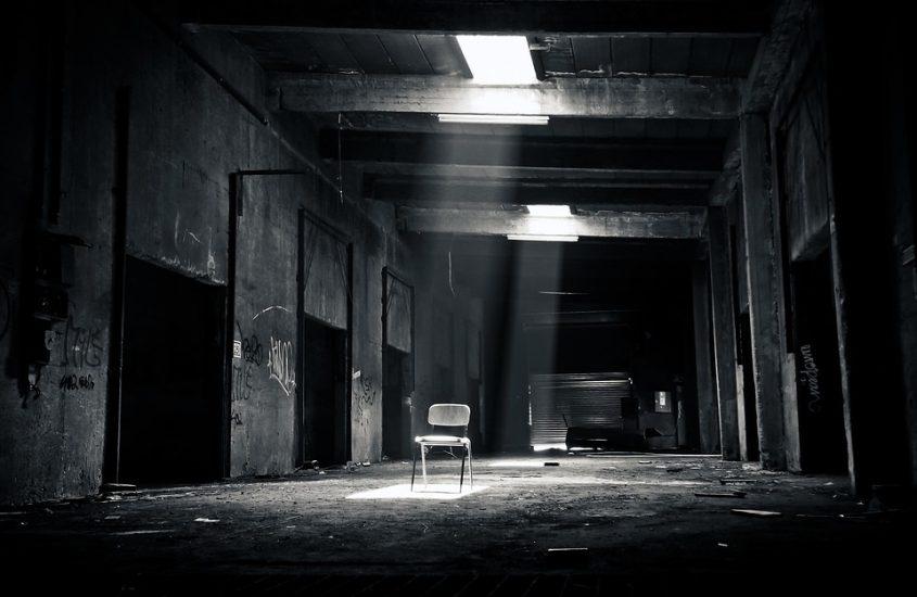 Mračna noć u staroj kožari