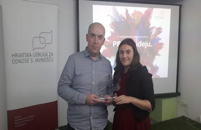 PRoživjeli smo ideju i osvojili studentsku nagradu Mlada nada