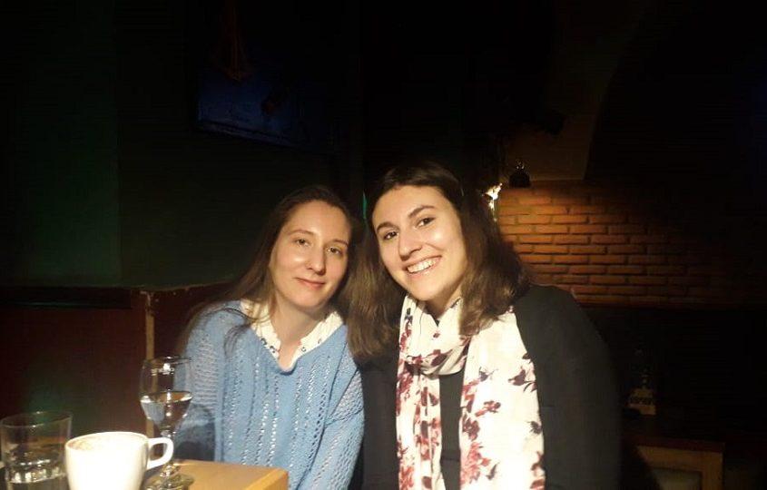 Kristina Penava, nadarena likovna umjetnica i studentica diplomskog studija Ilustracije na AUKOS-u