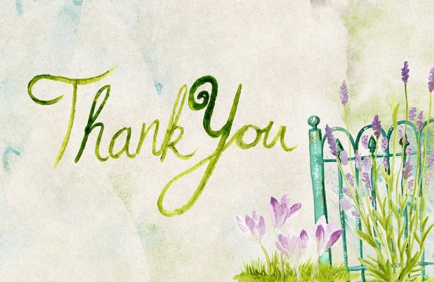 Nemoj se diviti životu mojemu, nego spoznaj zahvalnost u svojemu